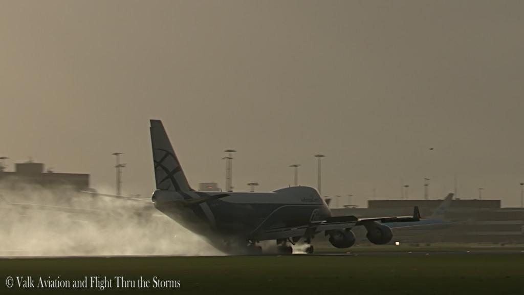 AirBridgeCargo B747F @ Golden Hour.Still007