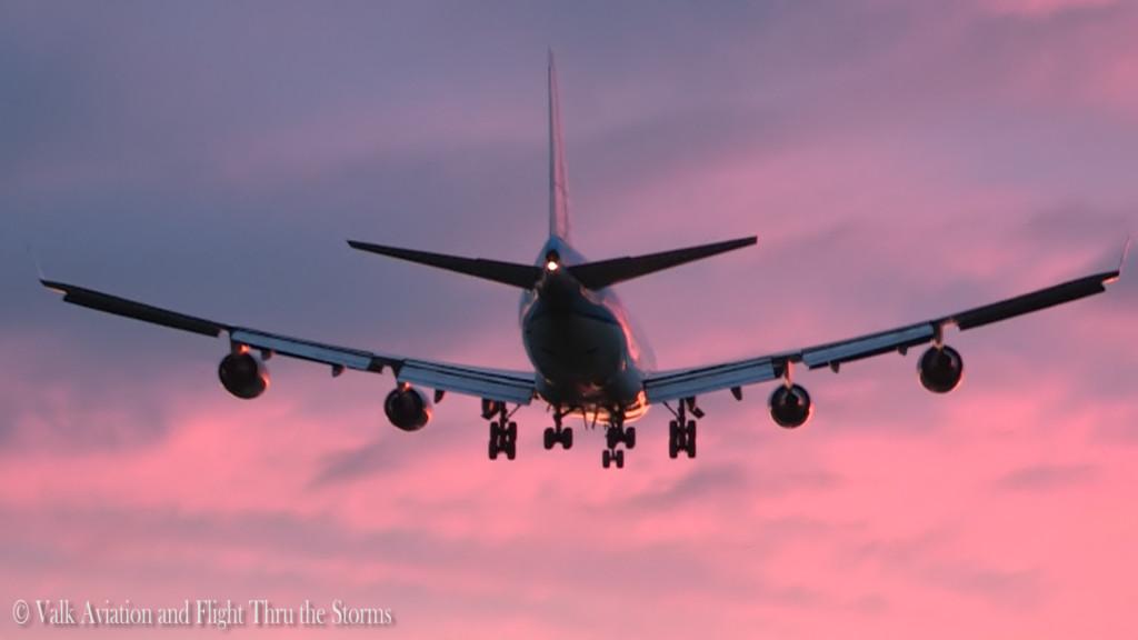 Amazing background @ Martinair Cargo.Still007