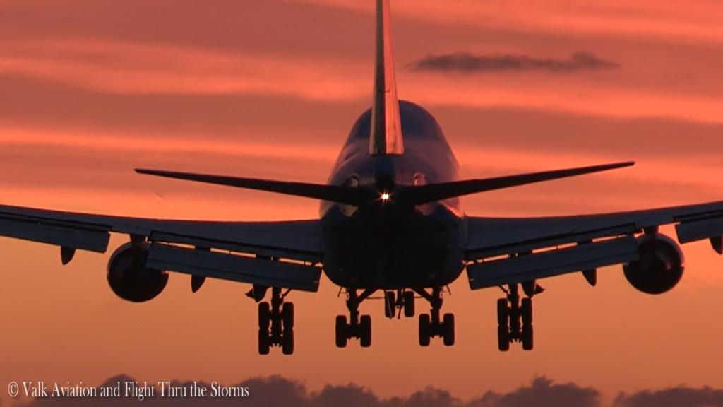 Amazing background @ Martinair Cargo.Still009