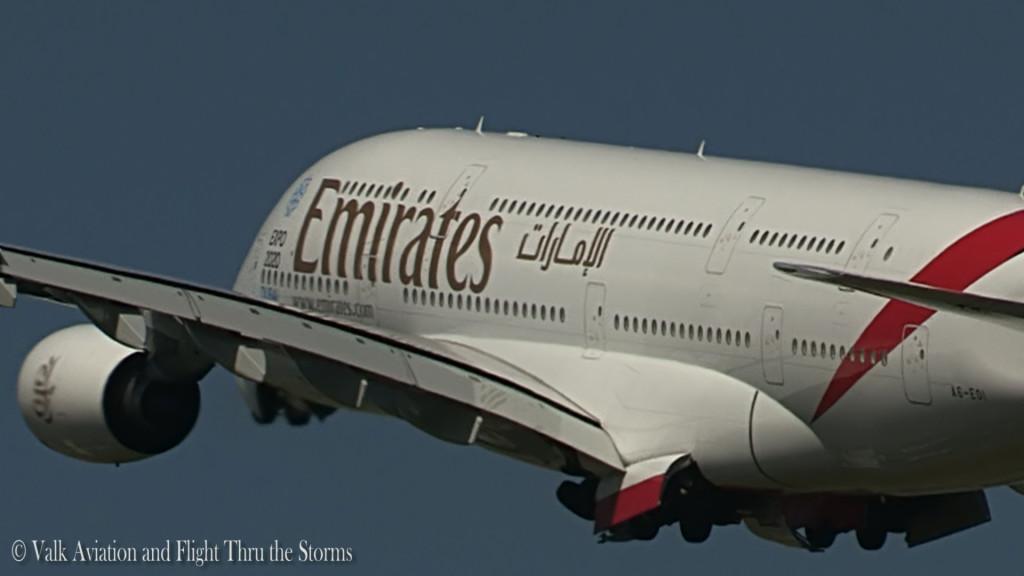 China Southern and Emirates A380 @ RW36L.Still012