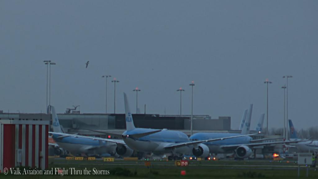 Deliveryflight KLM B787 Dreamliner @ PH-BHC  'Sunflower'.Still016