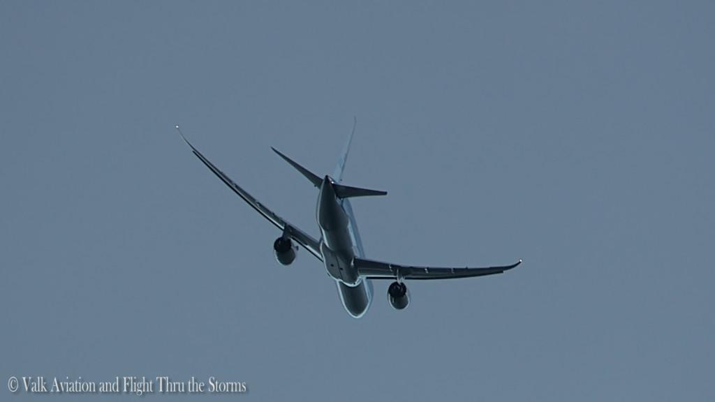 KLM B787-9 Dreamliner Welcome Flights.Still045