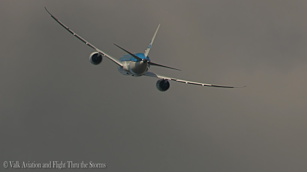 KLM B789 - PH-BHD @ newest dreamliner.Still014