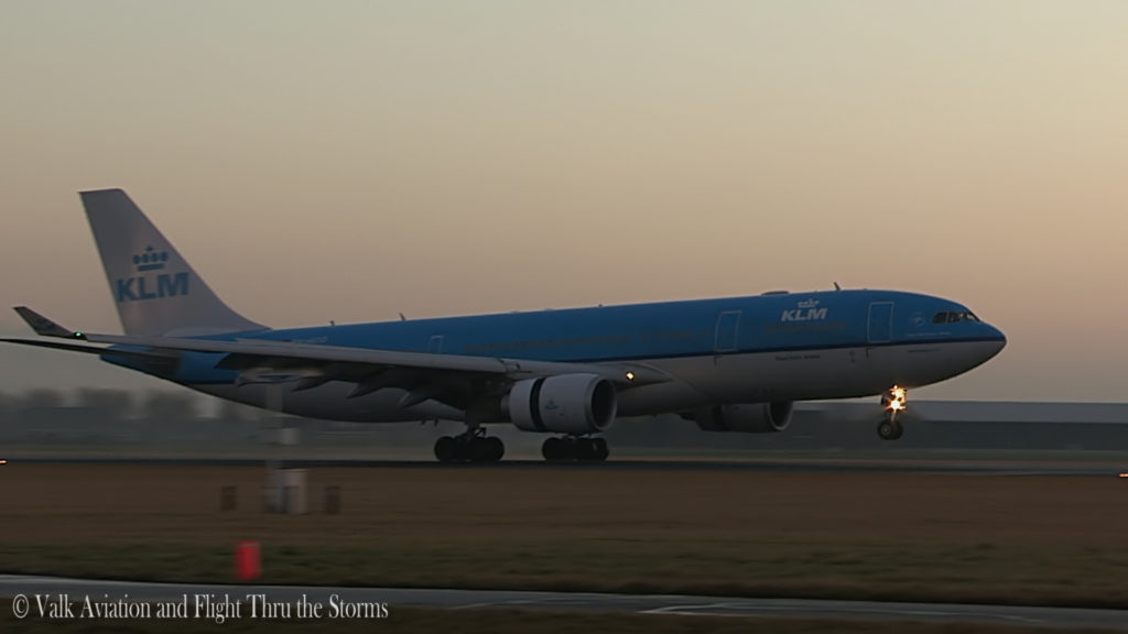 Last Flight of Captain A330 Hans Biesters.Still018