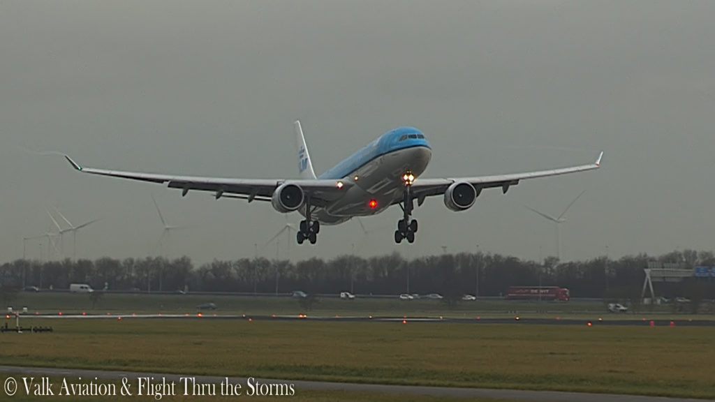 Last Flight of Captain Johan van der Sluis @ KLM A330.00_06_18_20.Still010
