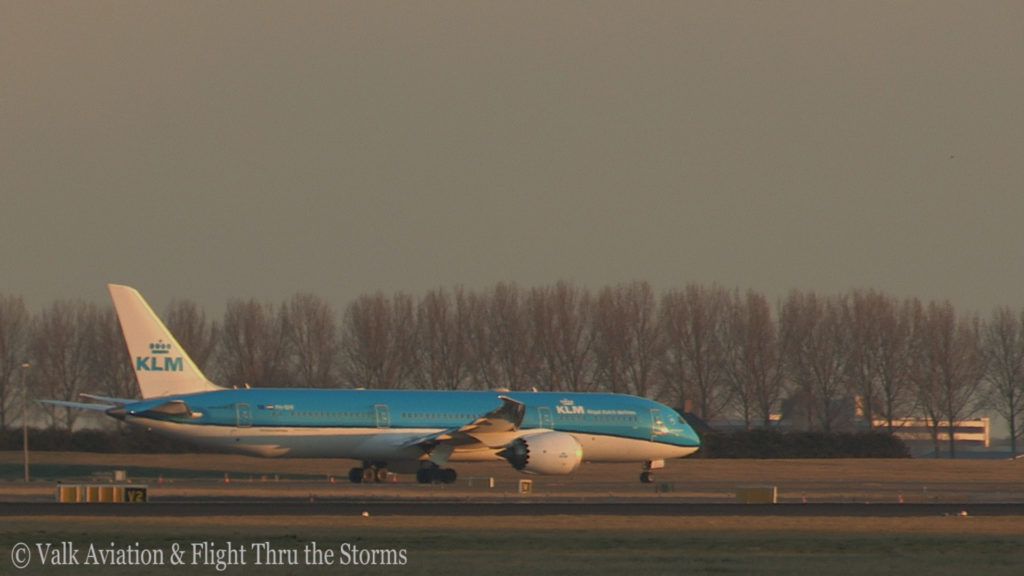Last Flight of Captain Marten Oostenbroek @ KLM.Still010