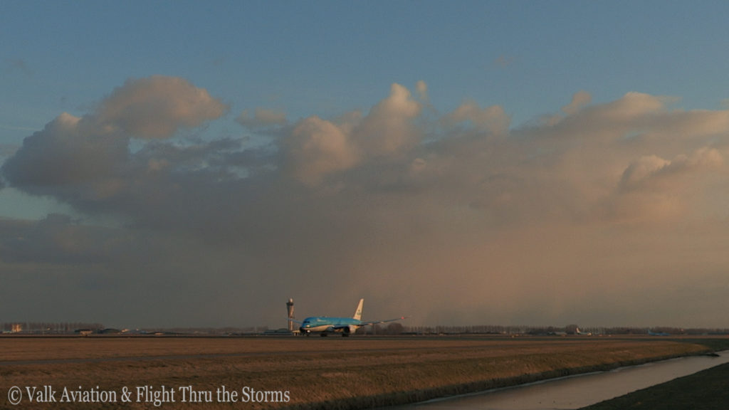 Last Flight of Captain Marten Oostenbroek @ KLM.Still014