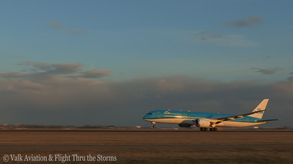 Last Flight of Captain Marten Oostenbroek @ KLM.Still015