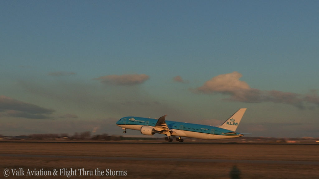 Last Flight of Captain Marten Oostenbroek @ KLM.Still016