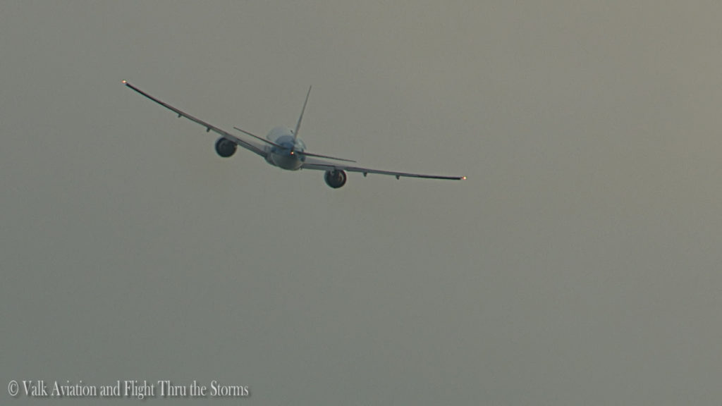 Last Flight of Cpt Wil Janssen @ KLM B777.Still007