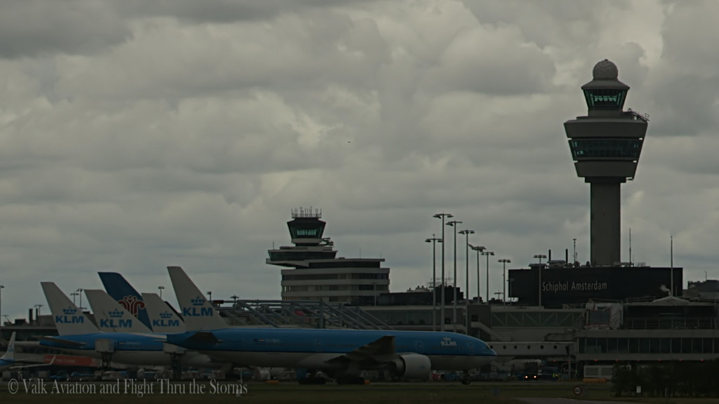 Last Flight of Erik v d Klippe @ Cpt KLM B777.Still043