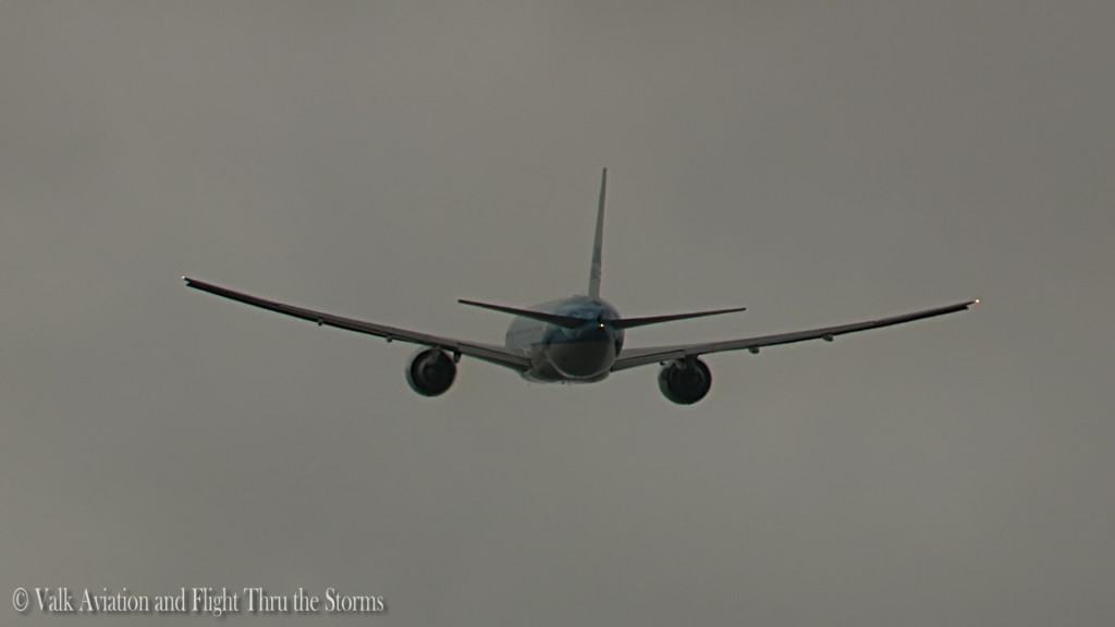 Last Flight of Wim de Groot @ Cpt KLM B777.Still009