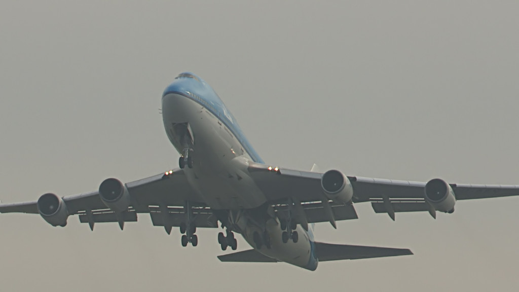 Last Flights of Peter Dekker@Cpt KLM B747.Still010