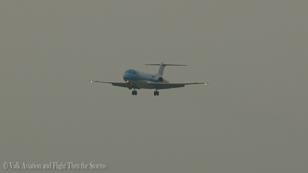 Last flight at a Fokker70 @ Captain Sebastiaan Ran.Still004