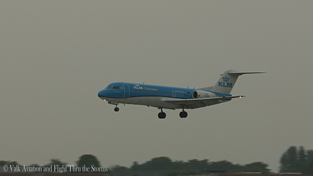 Last flight at a Fokker70 @ Captain Sebastiaan Ran.Still005