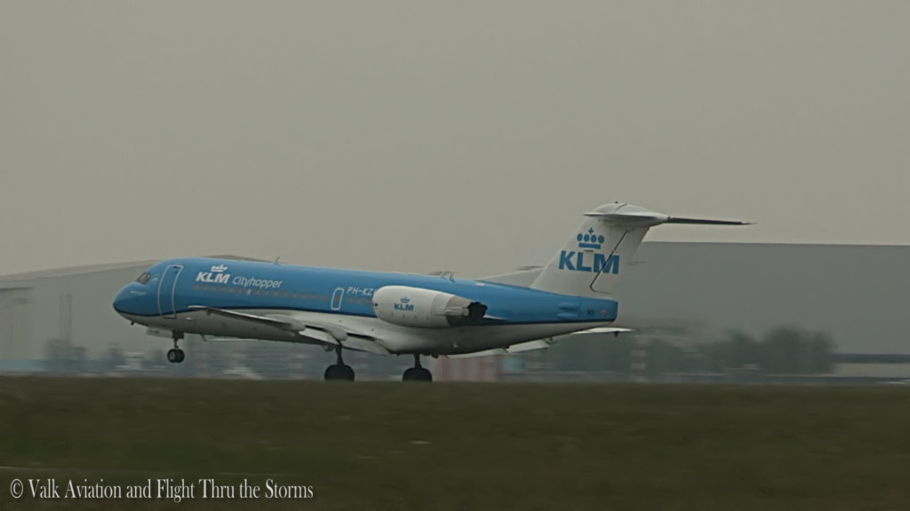 Last flight at a Fokker70 @ Captain Sebastiaan Ran.Still008