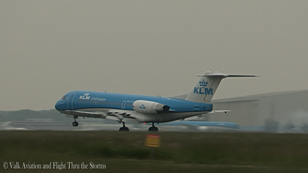 Last flight at a Fokker70 @ Captain Sebastiaan Ran.Still009