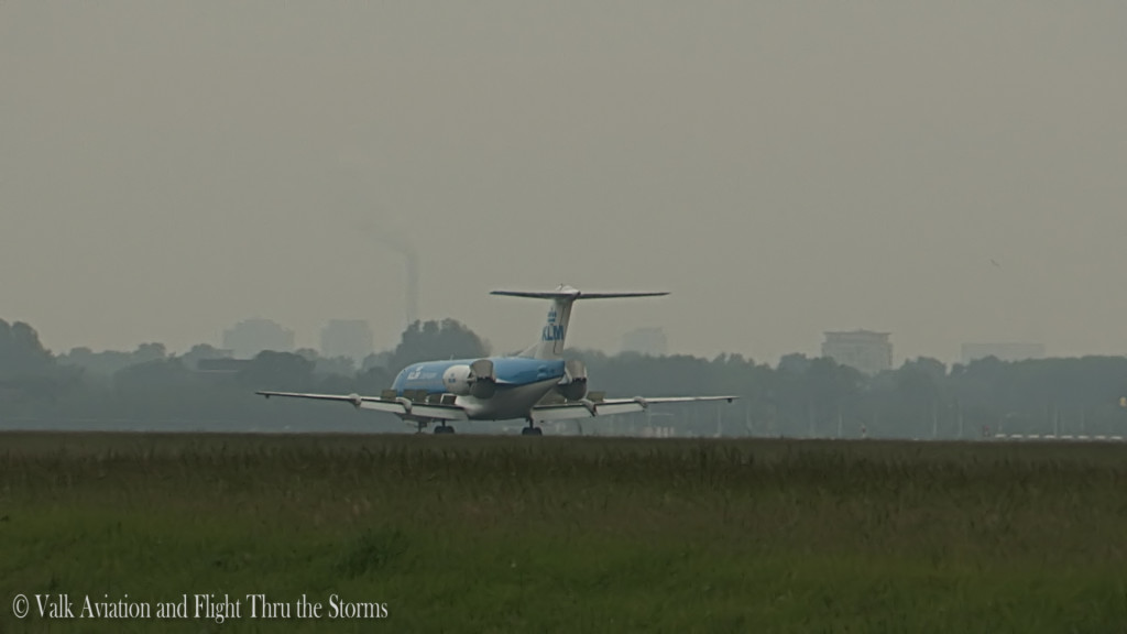 Last flight at a Fokker70 @ Captain Sebastiaan Ran.Still011
