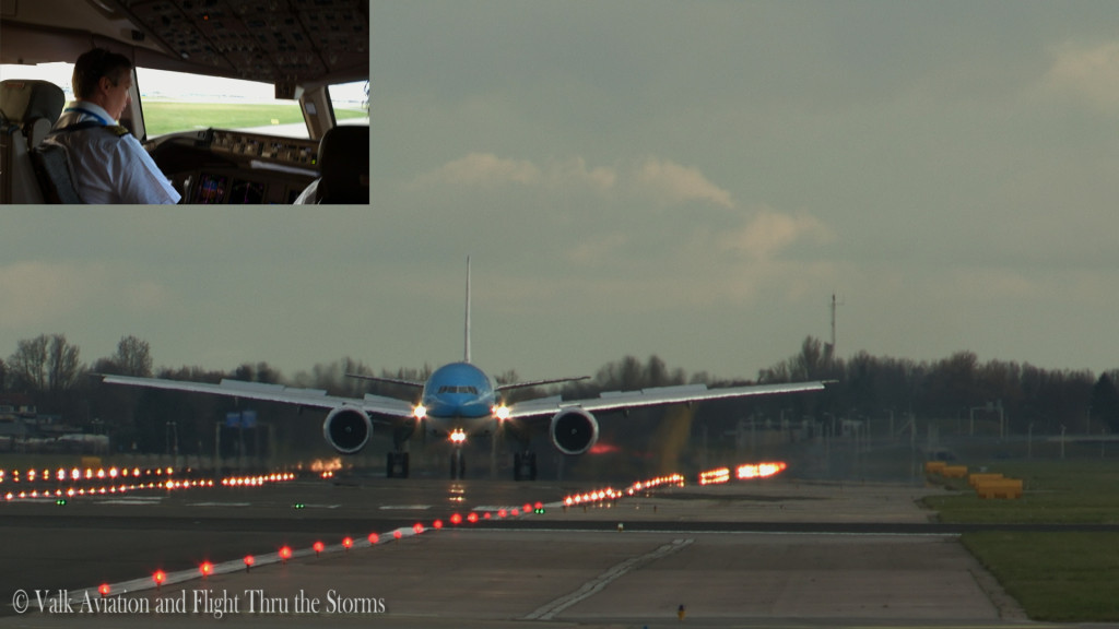Last flight of Frans van Giersbergen @ Cpt KLM B777.Still004