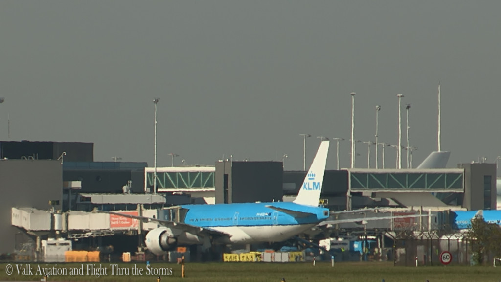 Last flight of Gerard Smeets @ Cpt KLM B777.Still002