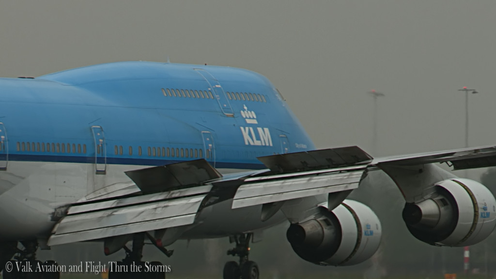 Last flight of Gino Kribben @ Cpt KLM B747.Still001