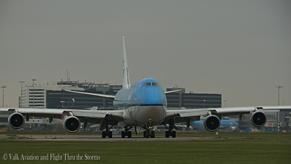 Last flight of Gino Kribben @ Cpt KLM B747.Still014
