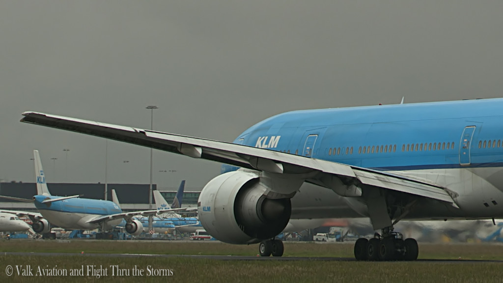 Last flight of Jan Maasdam @ Cpt KLM B777.Still008