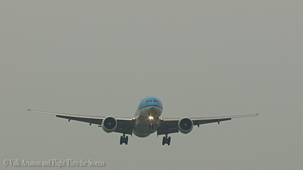 Last flight of Jan Maasdam @ Cpt KLM B777.Still023